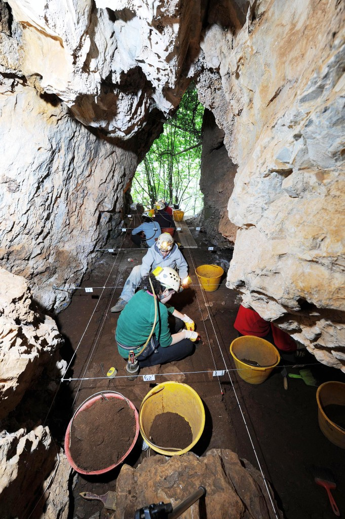 Grotta del Tesauro
